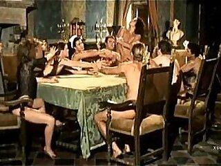 Vintage orgy compilation