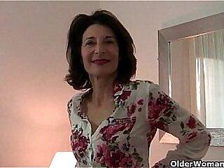 Old ladies have sexual desires too