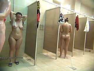 Cameras in female shower rooms