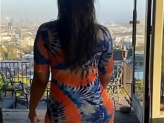 Hot indian shaking her boobs