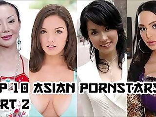 Top 10 Asian Pornstars Part 2