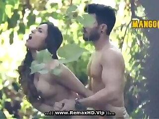 Indian couple jungle sex