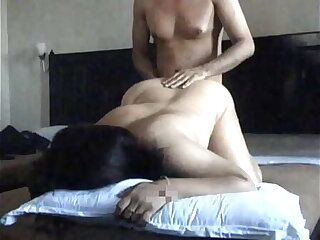 Indian Busty Big Ass Bhabi rides me like a Pro gets Doggy like a Bitch and gets Cum on her Big Bum