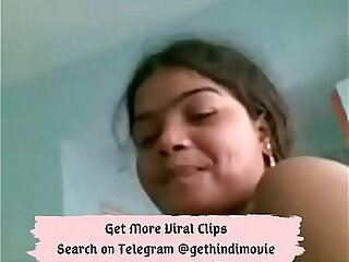 Desi GF f. by BF- Telegram @GetHindiMovie